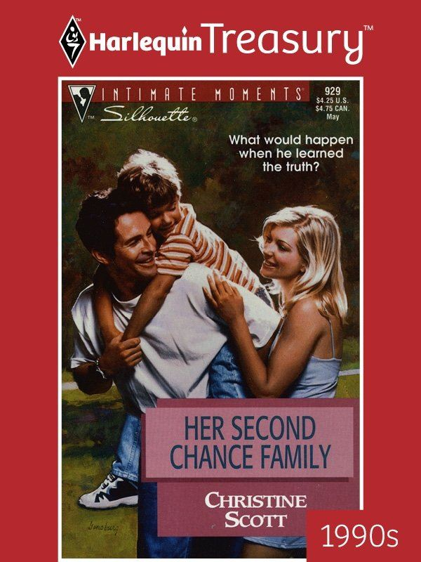 Her Second Chance Family