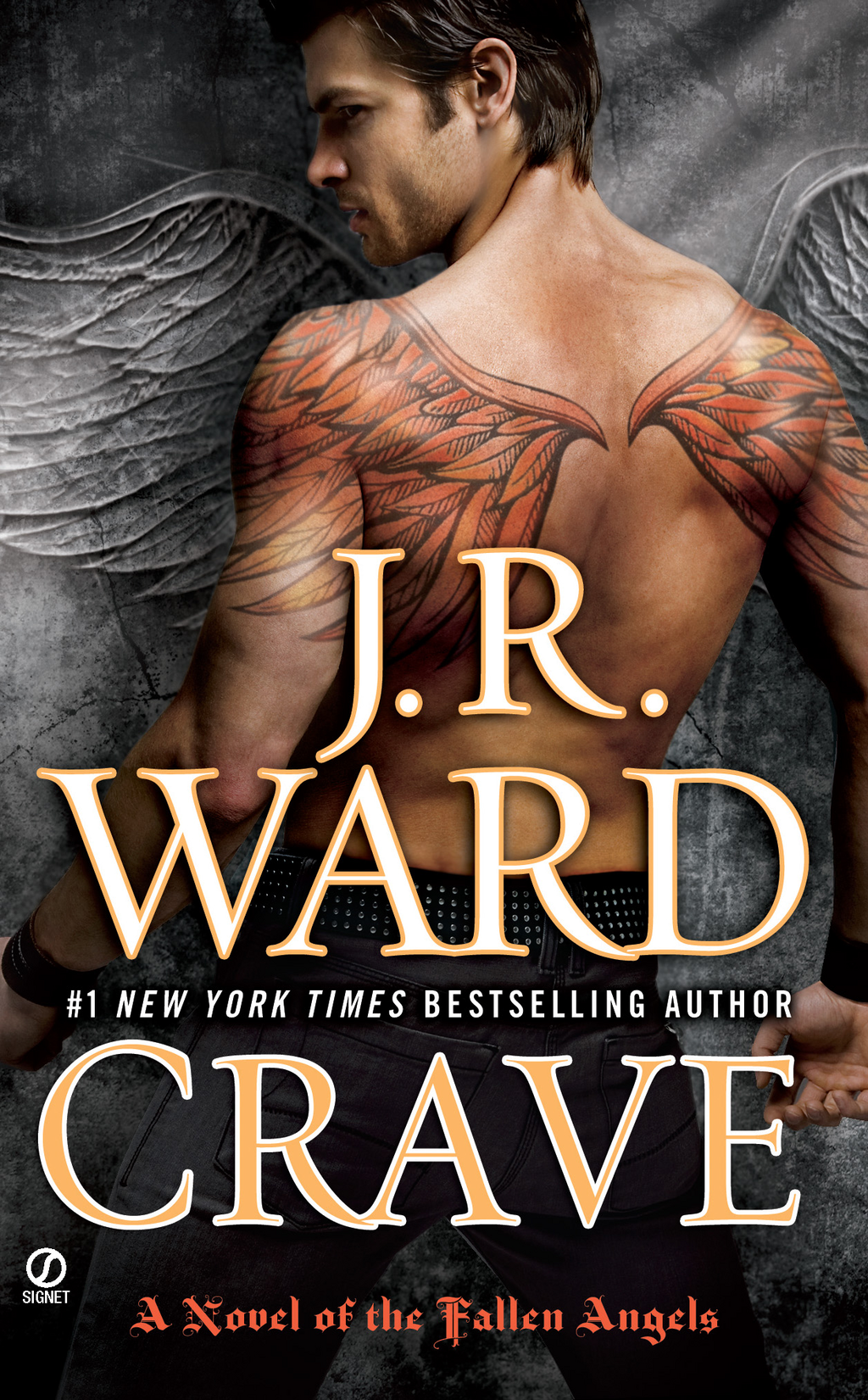 Crave: A Novel of the Fallen Angels By: J.R. Ward