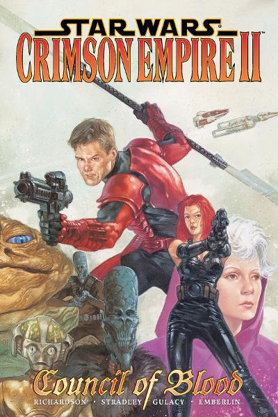 Star Wars: Crimson Empire - Council of Blood