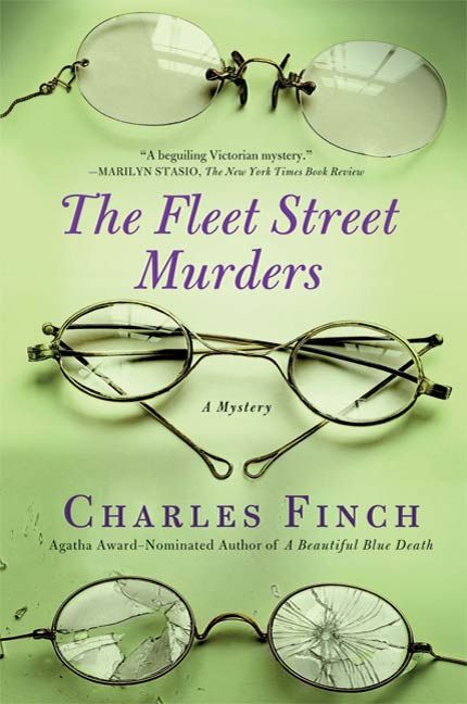 The Fleet Street Murders By: Charles Finch