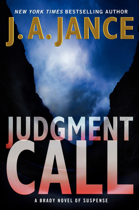 Judgment Call By: J. A. Jance