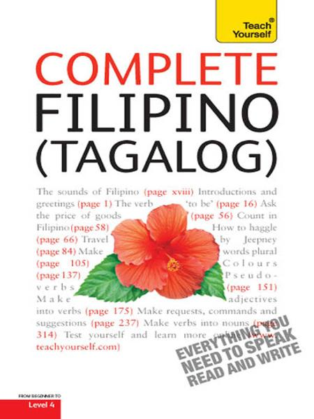 Complete Filipino (Tagalog): Teach Yourself
