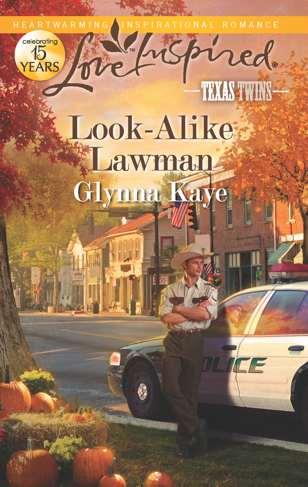 Look-Alike Lawman By: Glynna Kaye