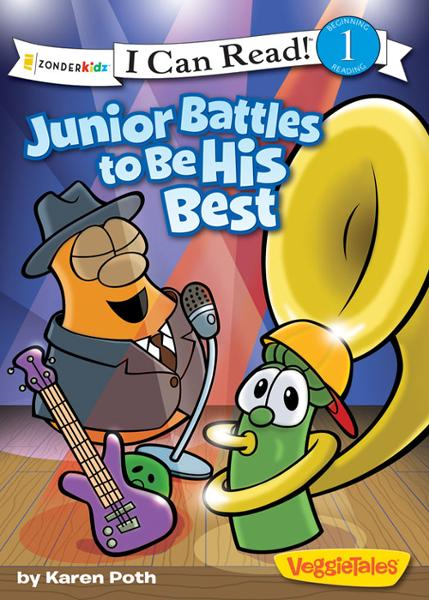 Junior Battles to Be His Best / VeggieTales / I Can Read!