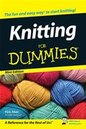 Picture of - Knitting For Dummies, Mini Edition