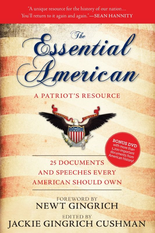The Essential American By: Jackie Gingrich Cushman