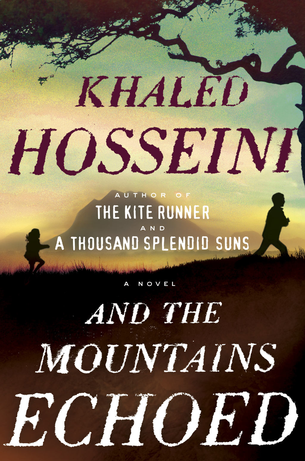 Book Cover: And the Mountains Echoed