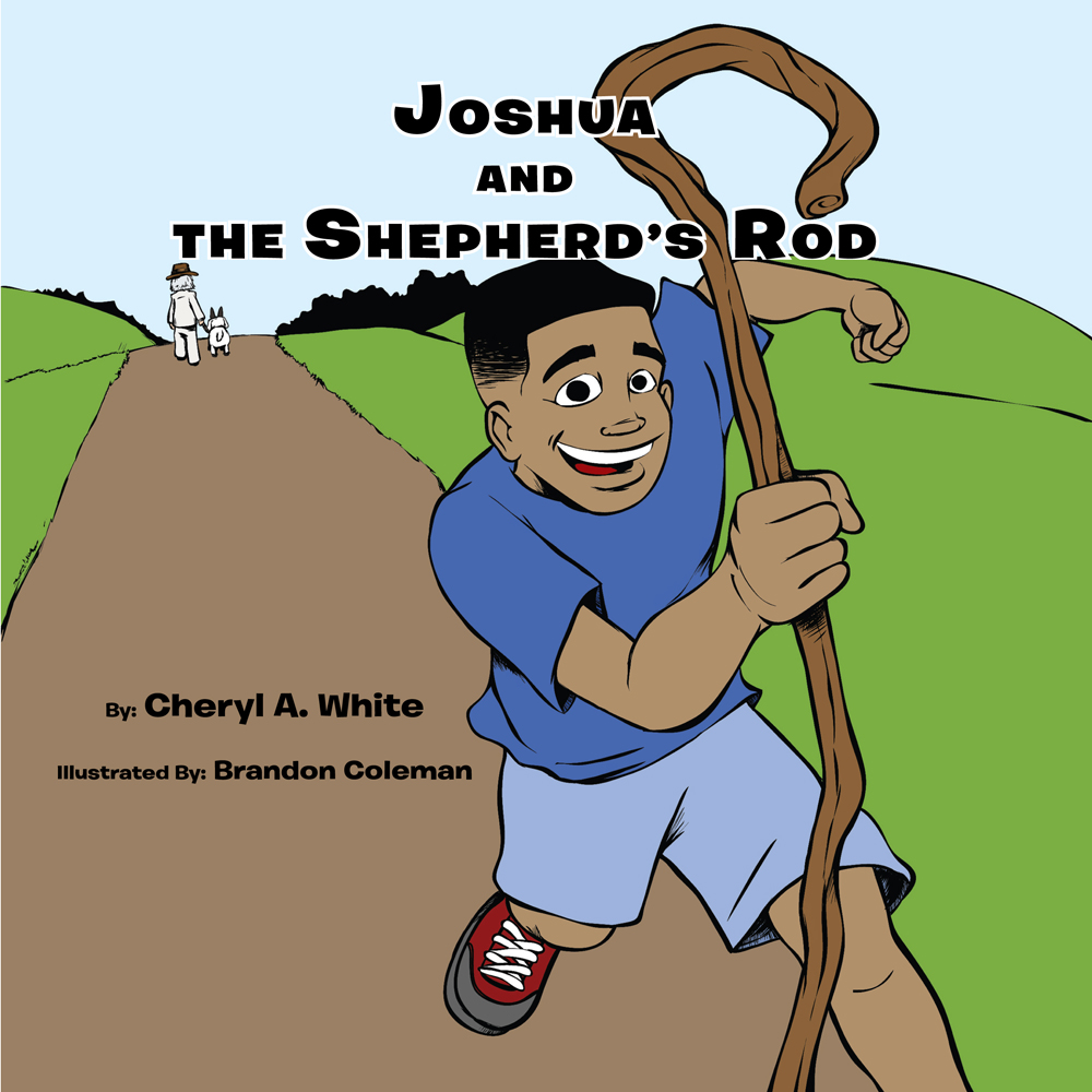 Joshua and the Shepherd's Rod