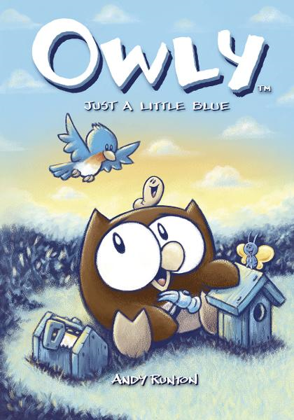 Owly Volume 2: Just A Little Blue By: Andy Runton