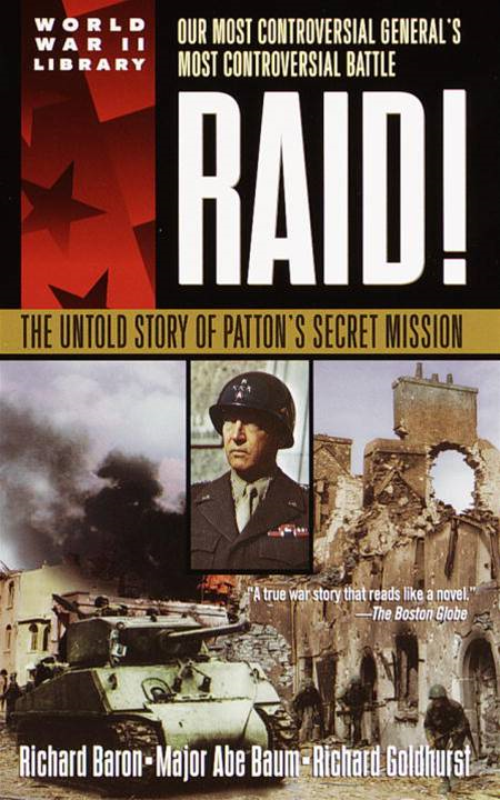 Raid! By: Richard Baron