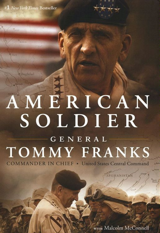 American Soldier By: Tommy R. Franks