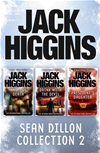 Sean Dillon 3-Book Collection 2: Angel Of Death, Drink With The Devil, The Presidents Daughter:
