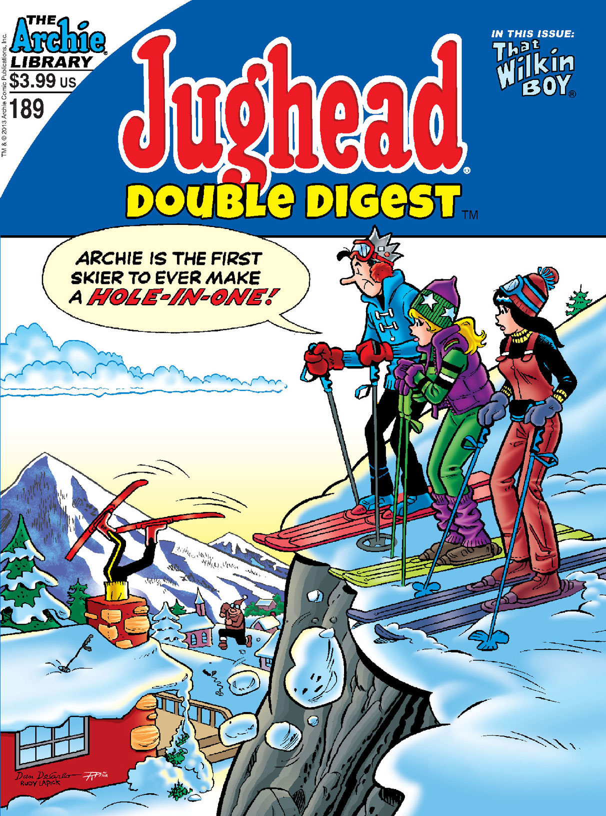 Jughead Double Digest #189 By: Various