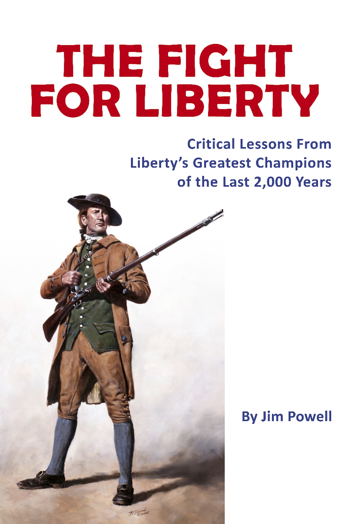 The Fight For Liberty