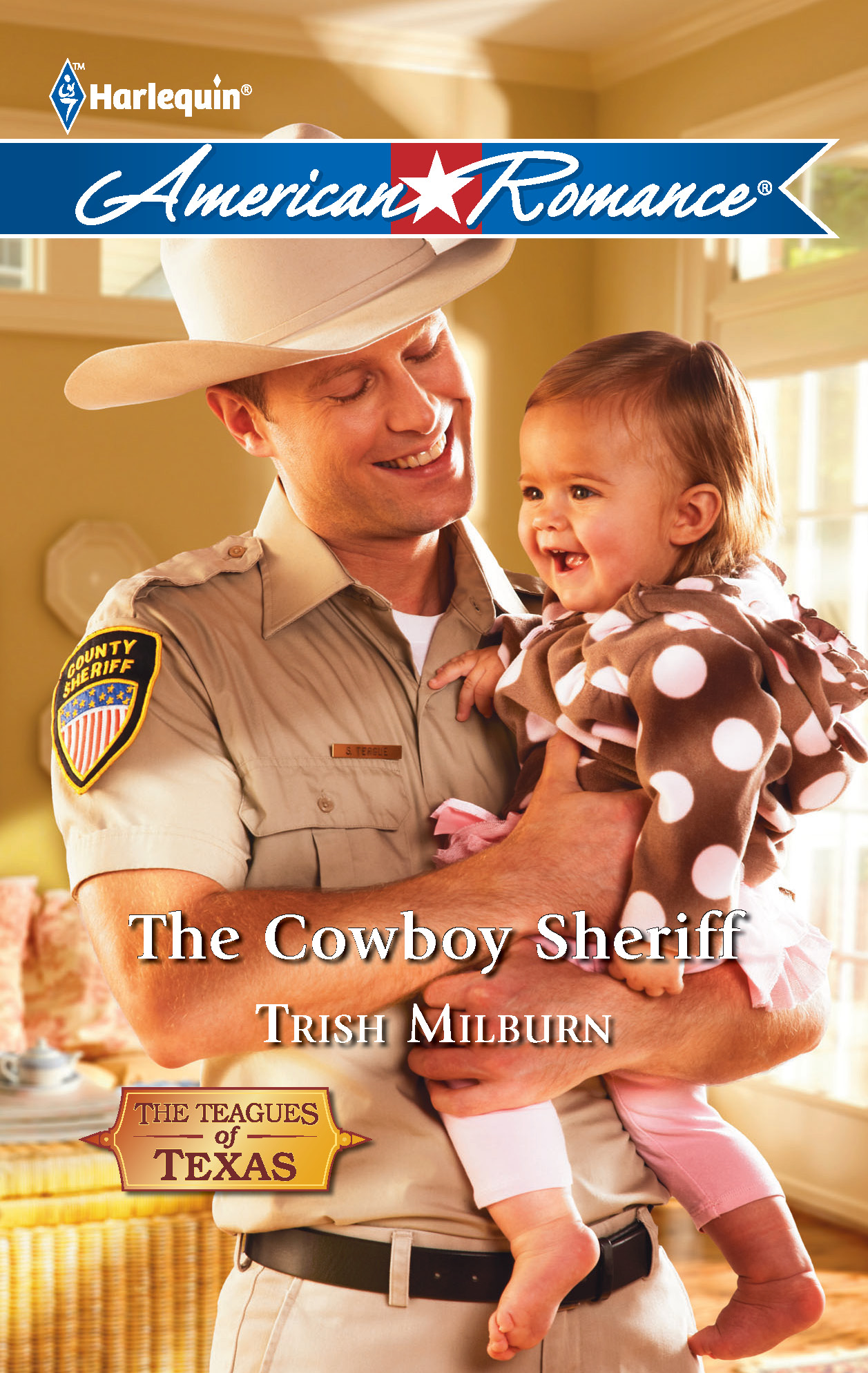 The Cowboy Sheriff By: Trish Milburn