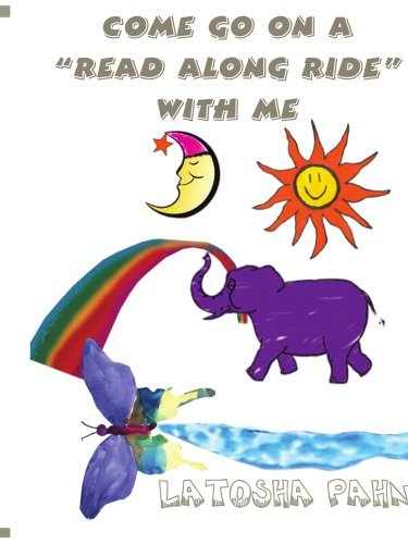 "Come go on a ""Read Along Ride"" with me"