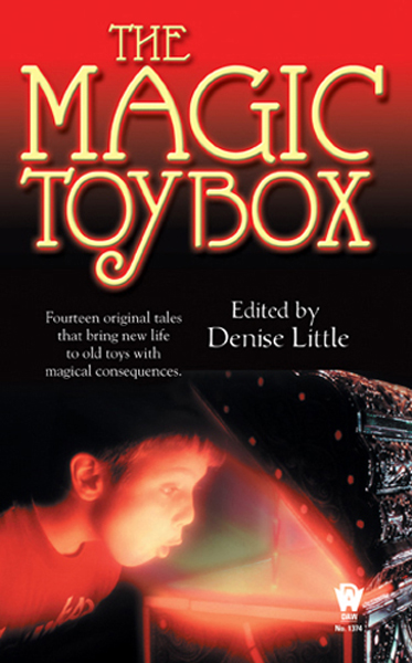 The Magic Toybox By: