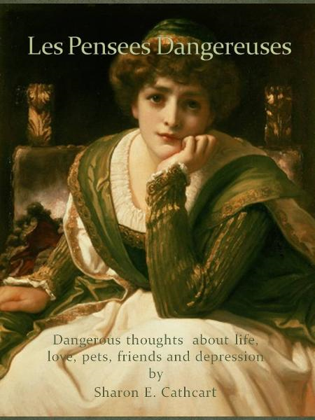 Les Pensees Dangereuses: Dangerous thoughts about life, love, pets, friends and depression