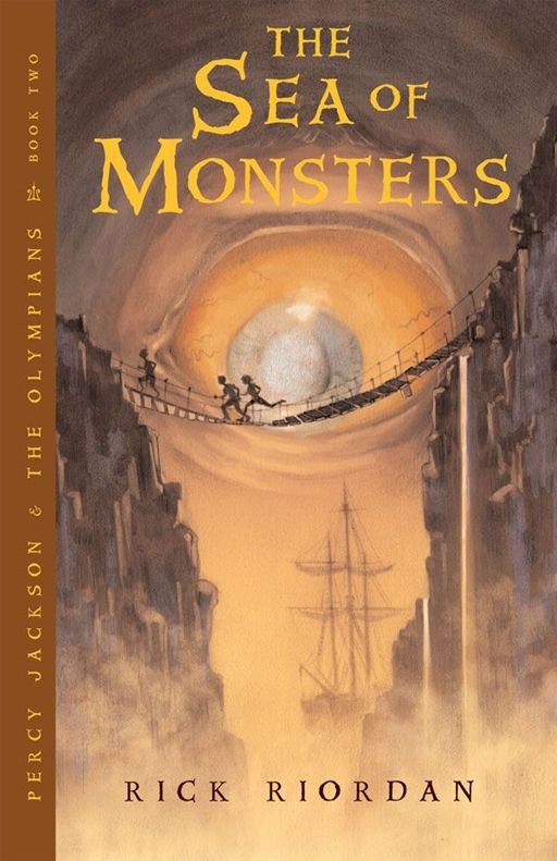 The Sea of Monsters By: Rick Riordan