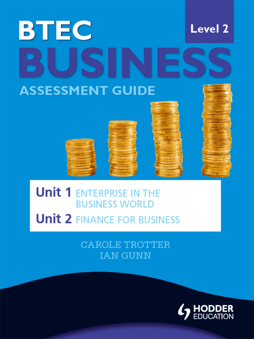 BTEC Business Level 2 Assessment Guide: Unit 1 Enterprise in the Business World & Unit 2 Finance for Business