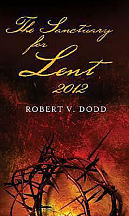 The Sanctuary for Lent 2012