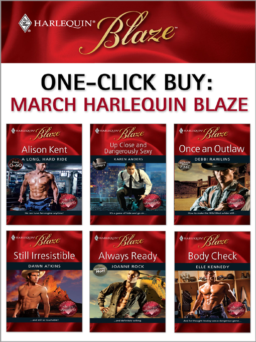 One-Click Buy: March 2009 Harlequin Blaze