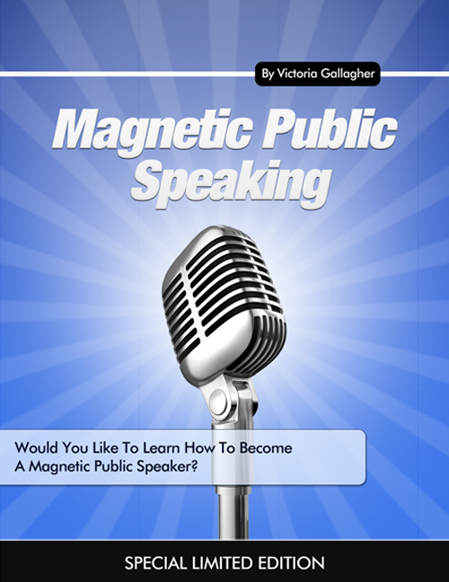 Magnetic Public Speaking