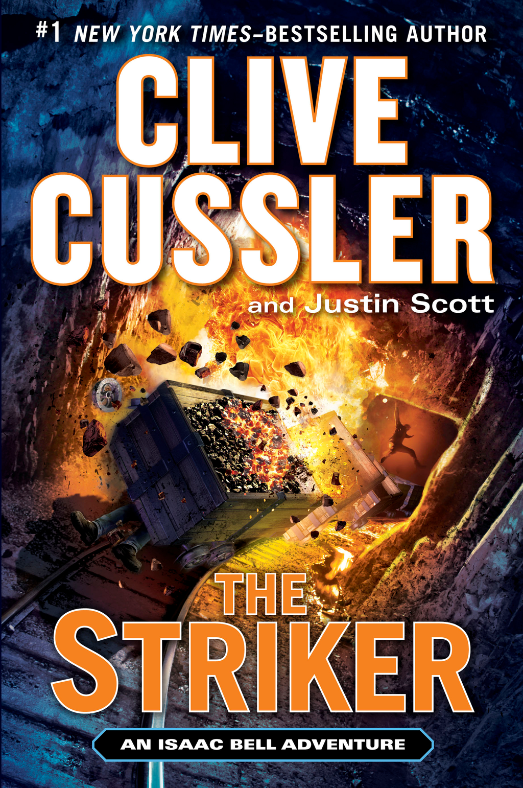 The Striker By: Clive Cussler,Justin Scott