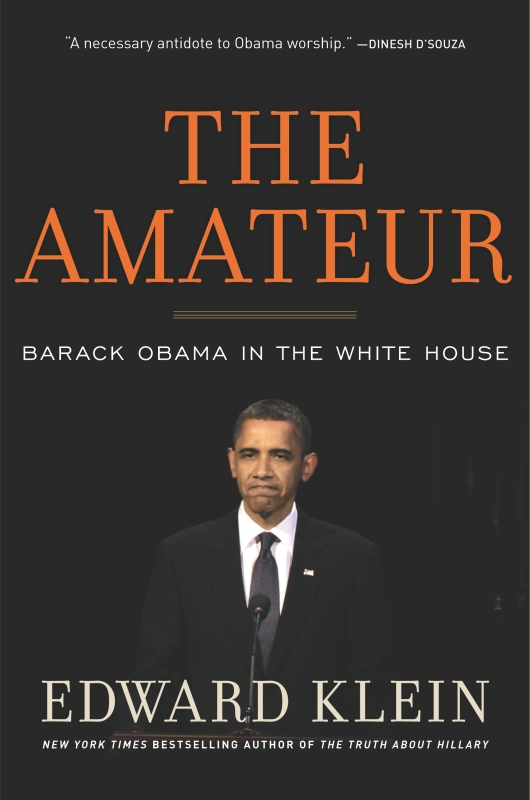 The Amateur By: Edward Klein