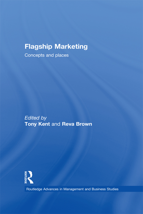 Flagship Marketing Concepts and places