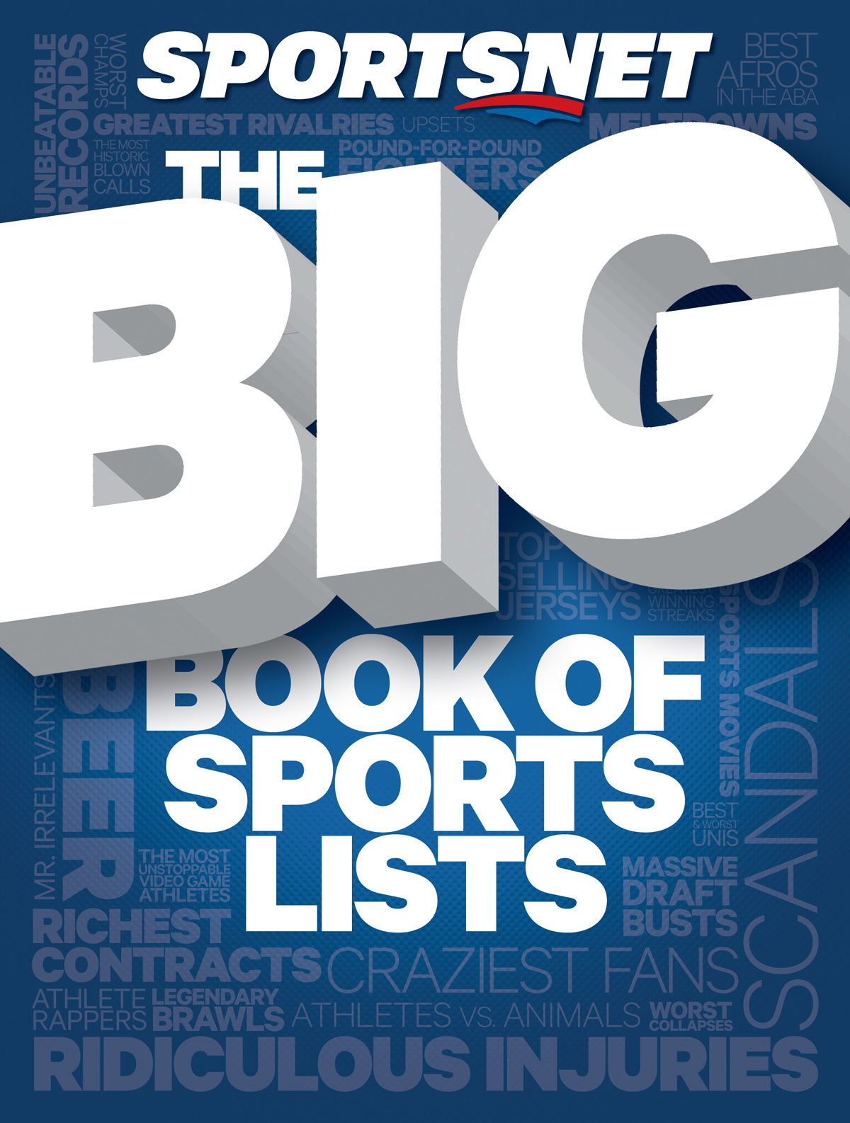 The Big Book of Sports Lists
