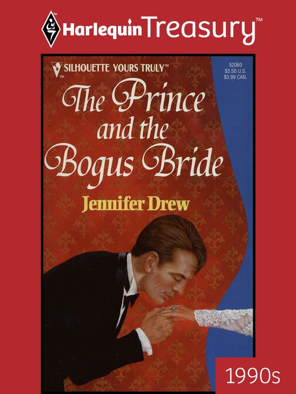 The Prince And The Bogus Bride By: Jennifer Drew