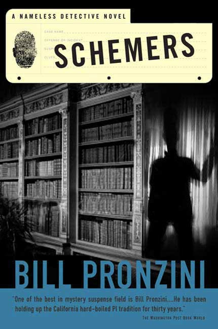 Schemers By: Bill Pronzini