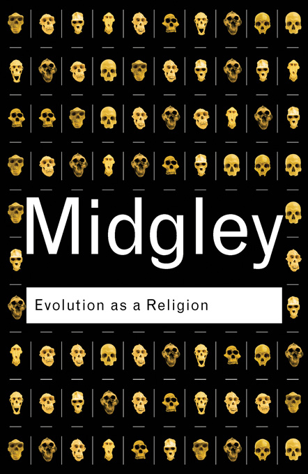 Evolution as a Religion