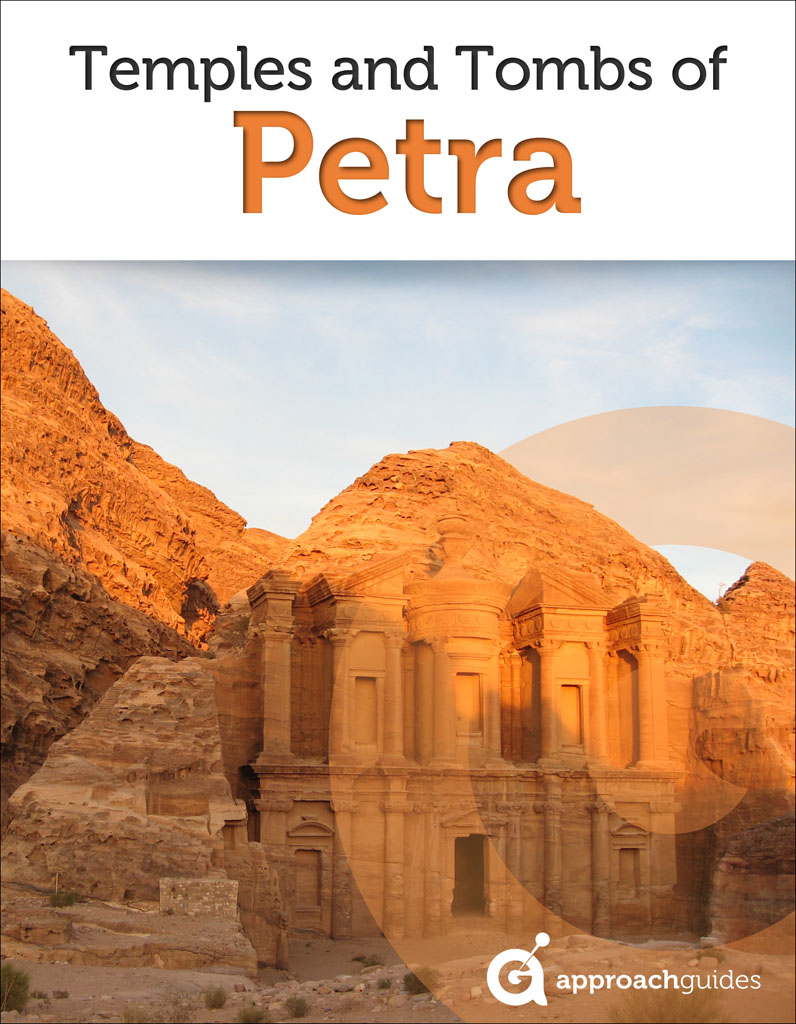 Jordan Revealed: Temples and Tombs of Petra (Travel Guide Book)