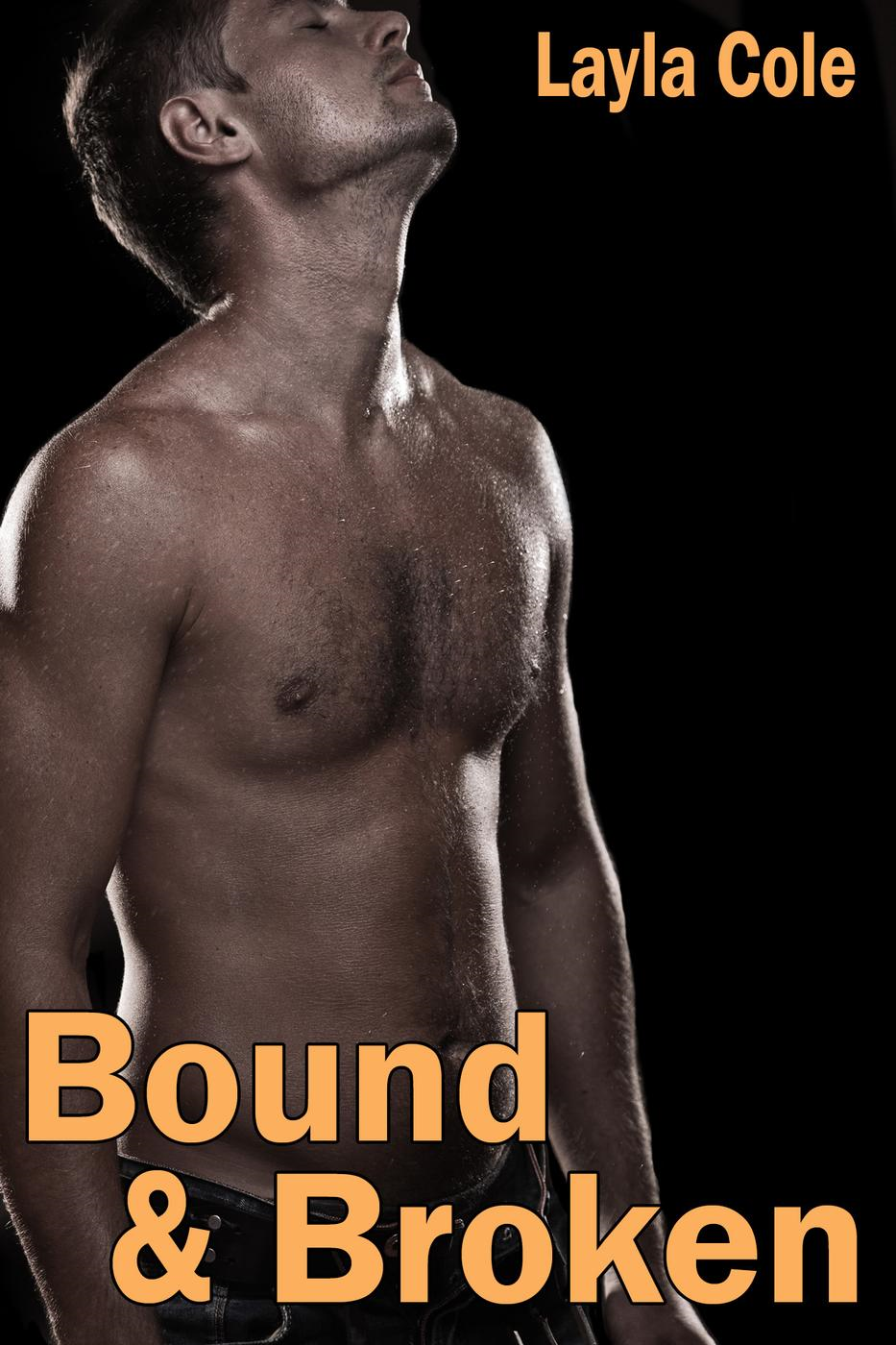 Bound and Broken (Reluctant First Time Gay BDSM)