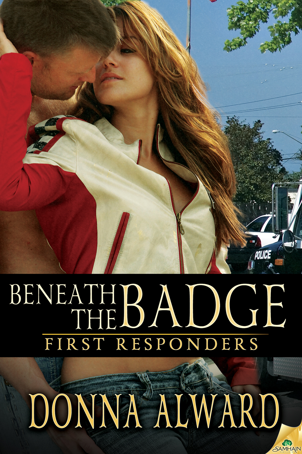 Beneath the Badge By: Donna Alward