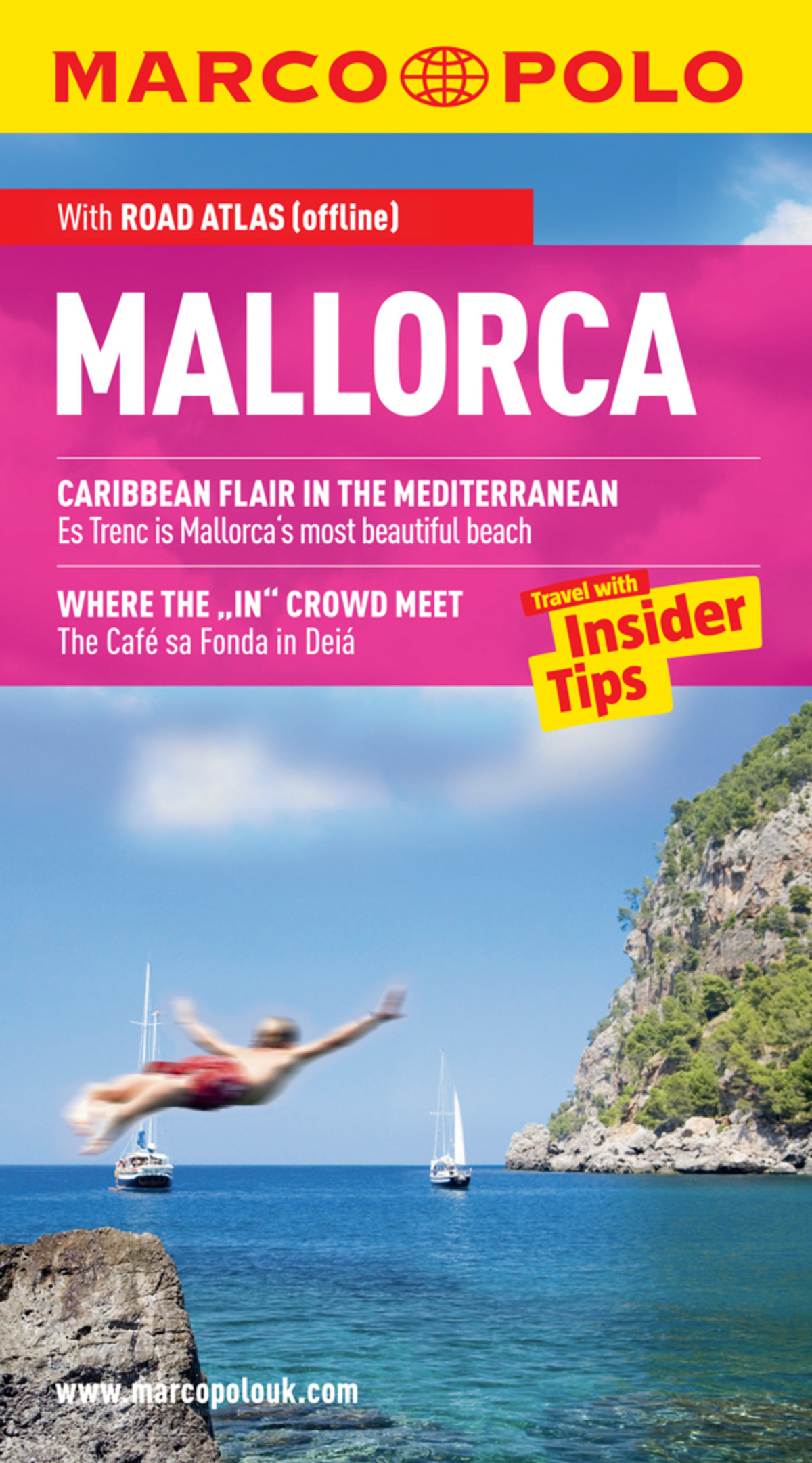 MARCO POLO Travel Guide Mallorca