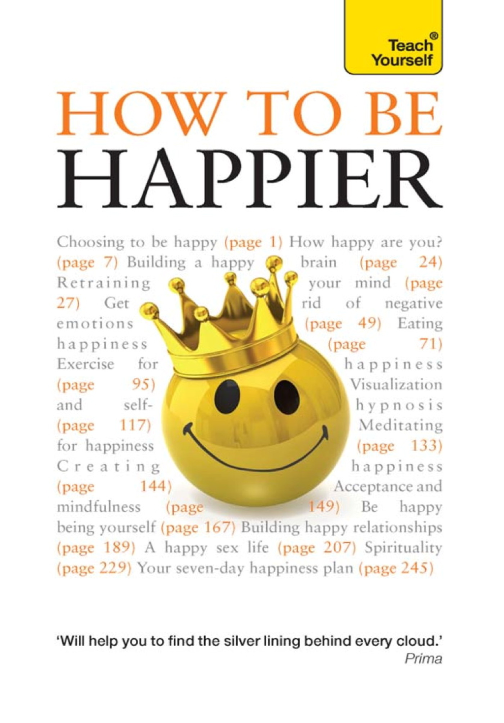 How to Be Happier By: Paul Jenner