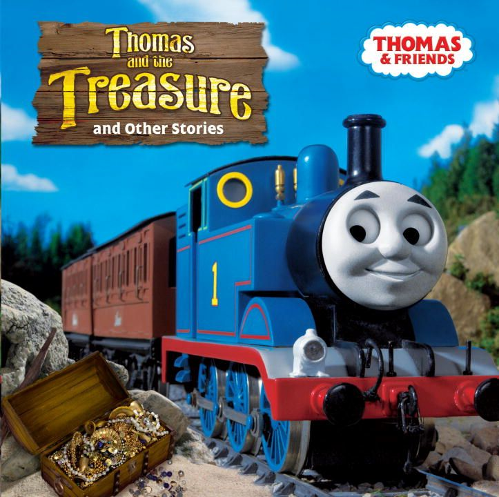 Thomas and the Treasure (Thomas & Friends)