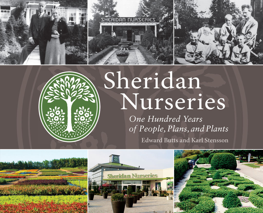 Sheridan Nurseries By: Edward Butts,Karl Stensson