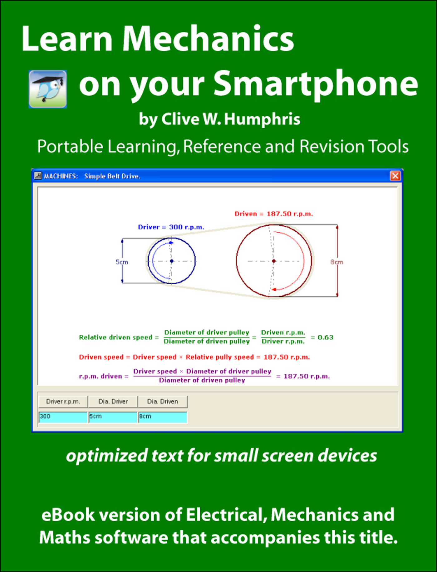 Learn Mechanics on your Smartphone