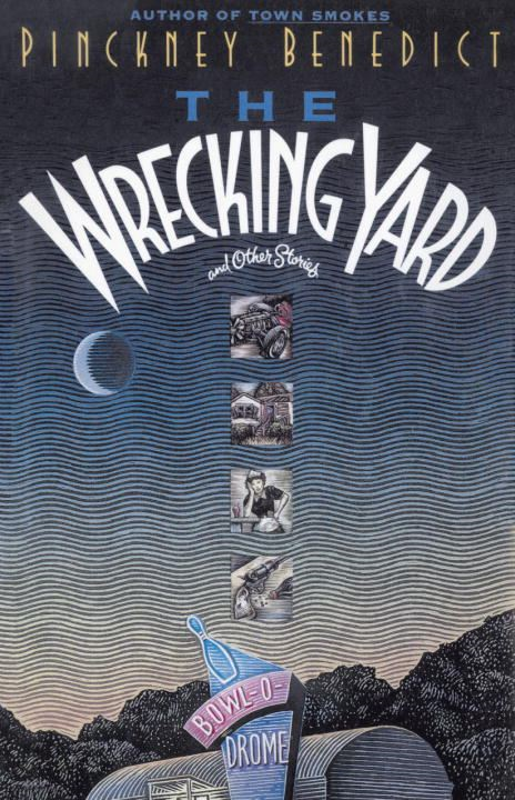 Cover Image: Wrecking Yard