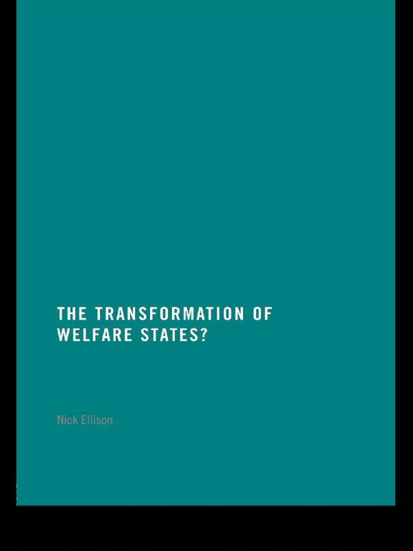 The Transformation of Welfare States?