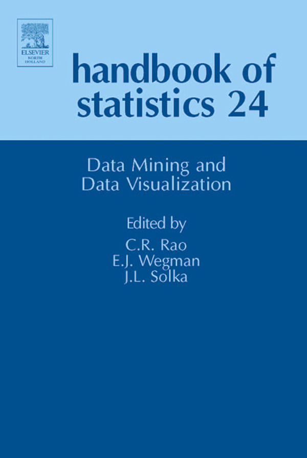 Handbook of Statistics Data Mining and Data Visualization