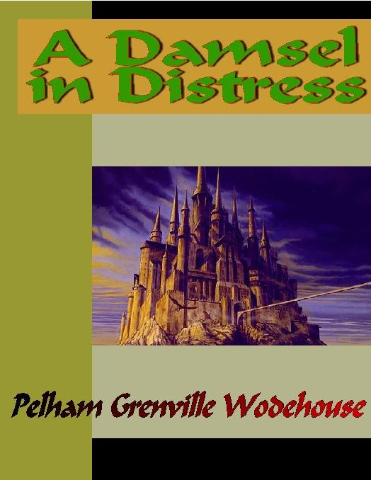 Cover Image: A Damsel in Distress