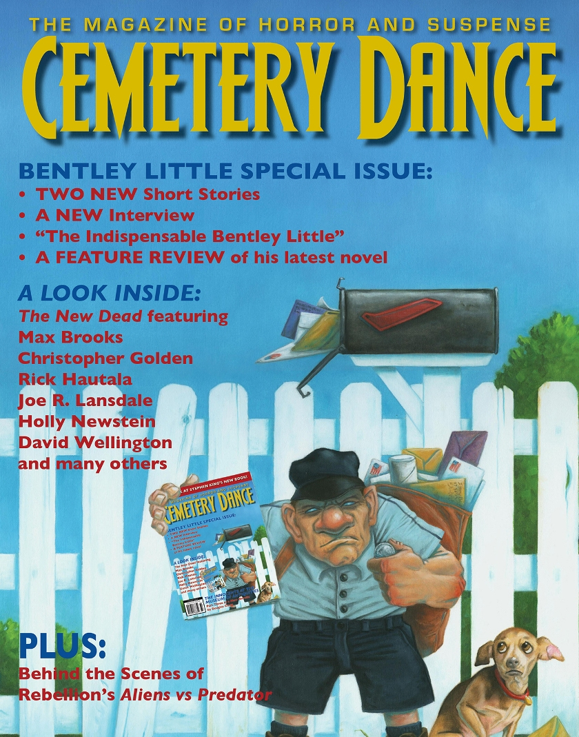 Cemetery Dance: Issue 64
