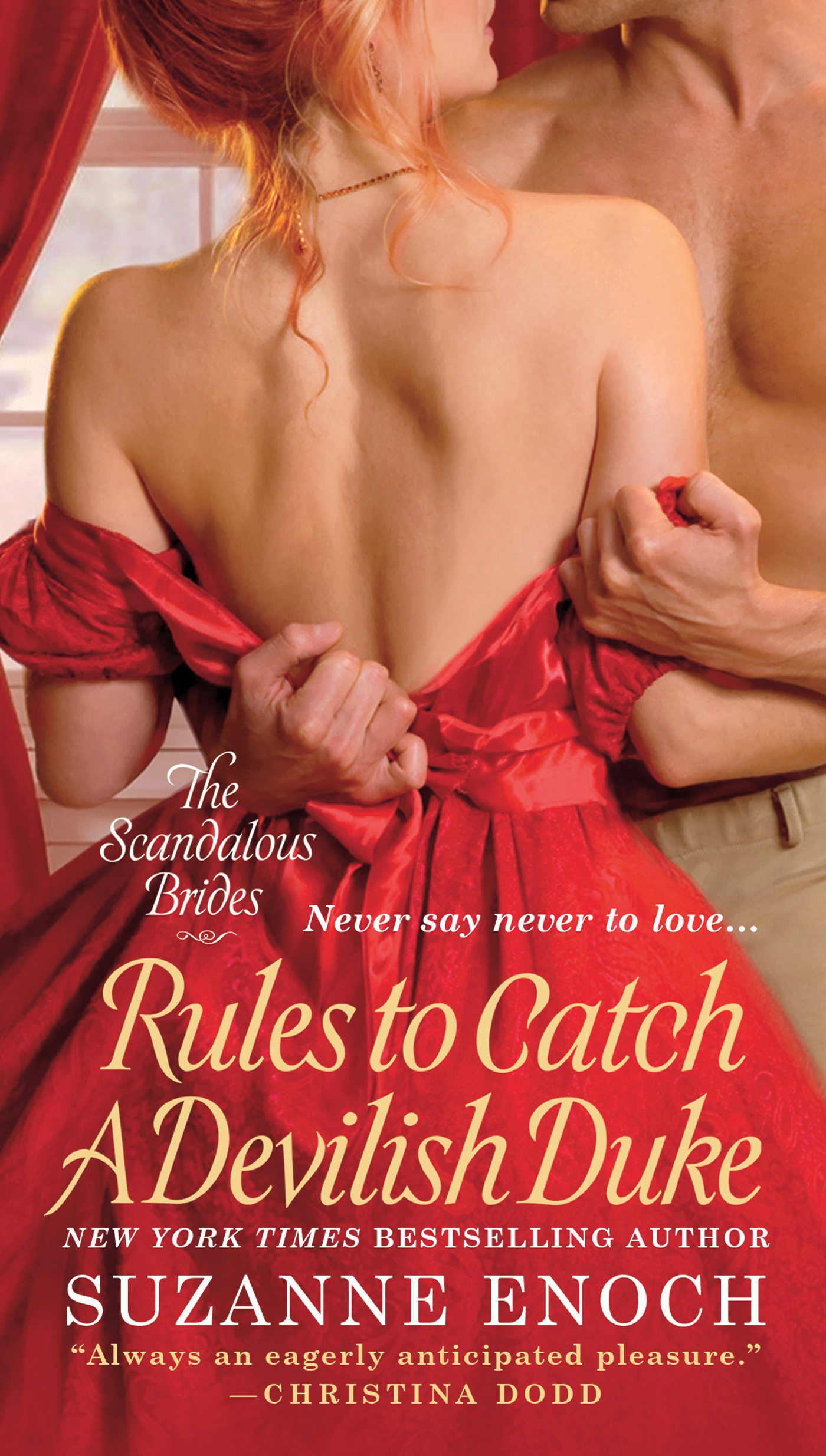 Rules to Catch a Devilish Duke By: Suzanne Enoch