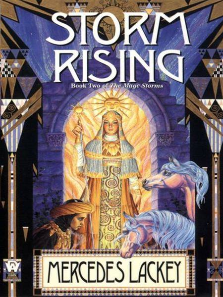 Storm Rising By: Mercedes Lackey