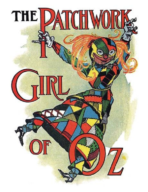 The Patchwork Girl of Oz, Illustrated